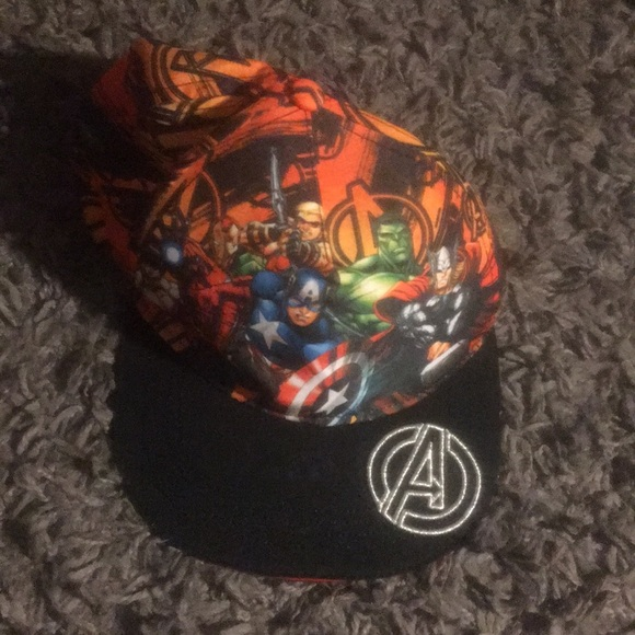 Marvel Other - Avengers comics hat